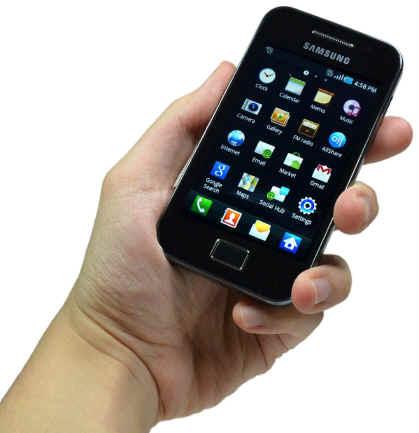 Samsung galaxy Ace S5830C não liga, só fica na tela Samsung.