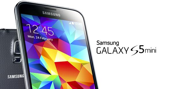 Tudo sobre Samsung Galaxy S5 Mini