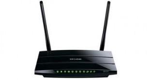 Roteador Wireless TP-Link Tl-Wdr3500 Dual Band N600 2.4Ghz e 5Ghz A 600Mbps 2 Antenas, Com Porta USB