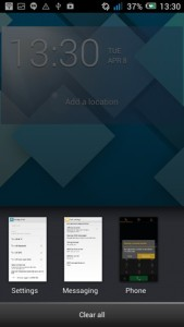 aplicativos abertos