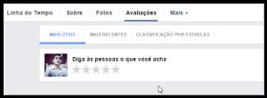 Como excluir uma avaliação em sua página no Facebook
