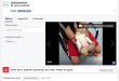 Resolvido no Facebook: There was a problem uploading your video. Please try again.