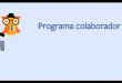 Programa Colaborador principal (Star Contributor) do Facebook