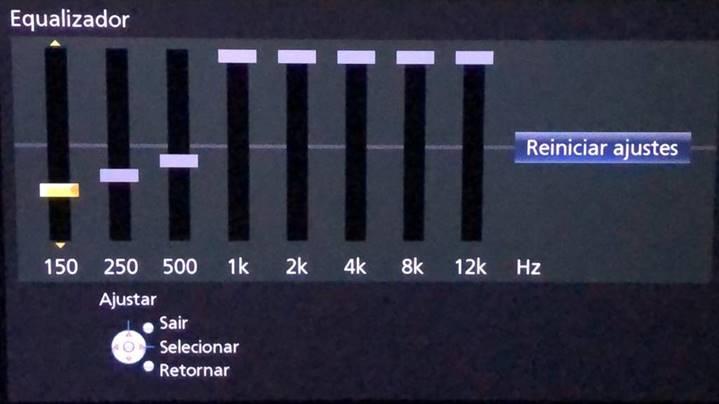 Como configurar o som da TV Panasonic Viera [2020]