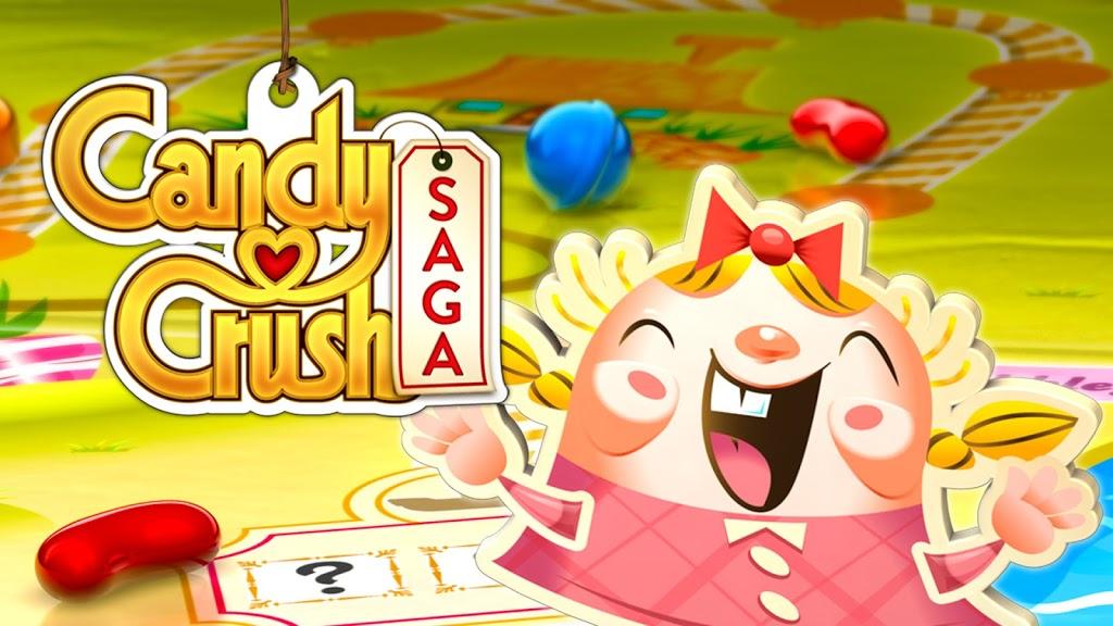 NOVIDADE: Candy Crush recebe atualização vários novos níveis