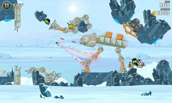 Jogo Angry Birds Star Wars Download