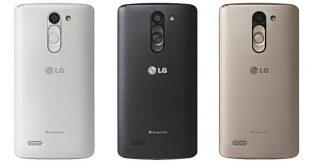 Inserir o cartão de memória, chip e bateria no LG L Prime Dual D337