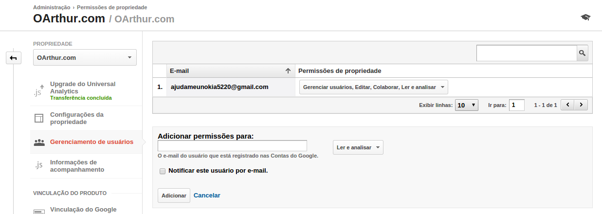 Vincular Uma Conta Do Adwords No Google Analytics