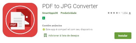 Converter PDF em JPG [Melhores sites e aplicativos em 2020]