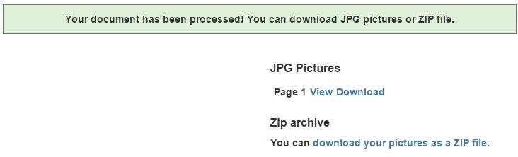 PDF em JPG