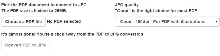 converter pdf em jpeg