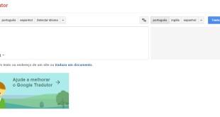 Google pede ajuda de usuários para melhorar o Tradutor