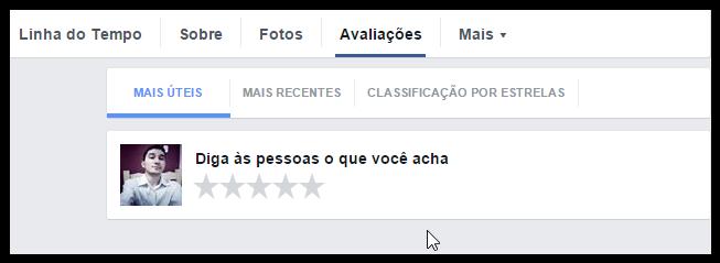 2f76c0279b5 Como excluir uma avaliação em sua página no Facebook - OArthur.com
