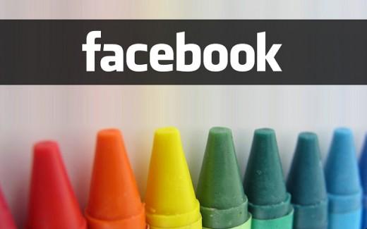 Como mudar a cor do Bate papo do Facebook