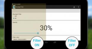 Filtro de luz azul no Android, evite a vista cansada!