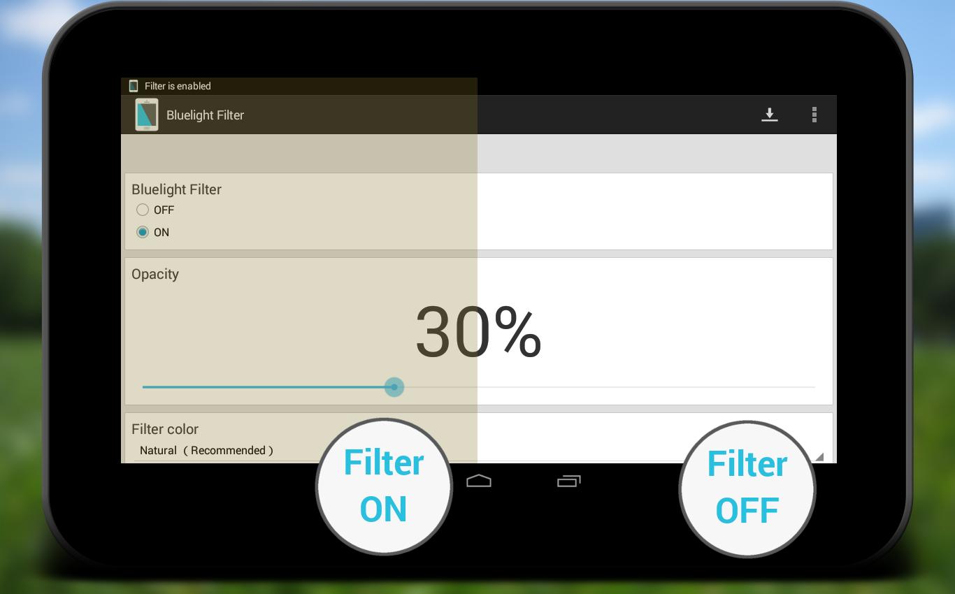 Filtro De Luz Azul No Android Evite A Vista Cansada