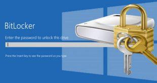 É possível ativar o Bitlocker no Windows 10 Home?