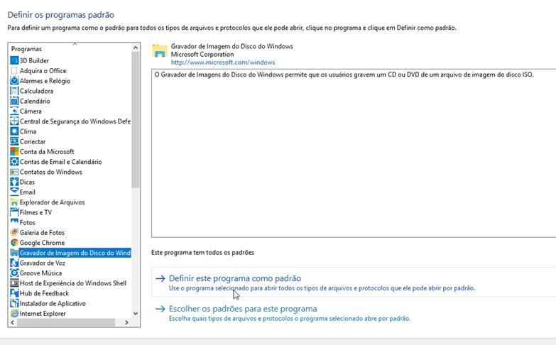 Emular arquivos em .ISO no Windows 10 sem programas