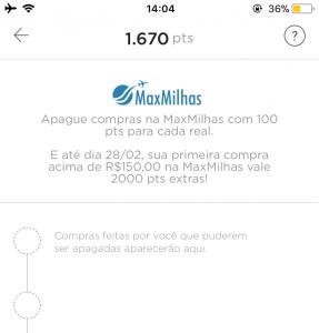 Nubank Rewards: Como apagar uma cobrança da MaxMilhas