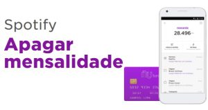 Nubank Rewards: Como apagar uma mensalidade do Spotify