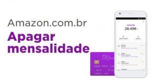 Nubank Rewards: Como apagar compras da Amazon.com.br