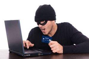 ladrao cartao de credito