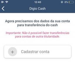 Digio Cash: Veja como solicitar seu primeiro empréstimo no cartão de crédito