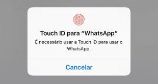Veja como bloquear o Whatsapp com a digital no iPhone