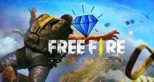 free fire diamantes imagem