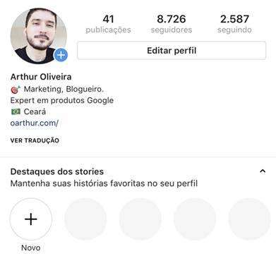 Como criar destaques secretos no Instagram só para melhores amigos