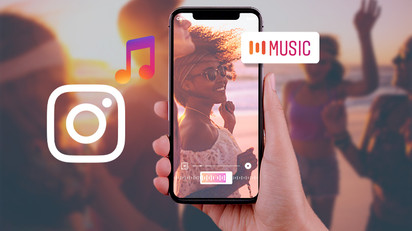 Como colocar músicas nos stories do Instagram
