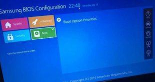[Resolvido] Opções de Boot sumiram no Notebook Samsung Expert X23