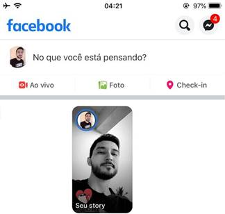 Como compartilhar status do Whatsapp no Facebook