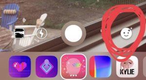 Filtros ou efeitos do Instagram Stories não aparecem pra mim