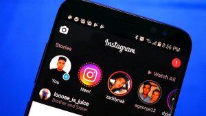 ativar modo escuro no instagram