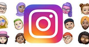 Memoji no Instagram: Saiba como utilizar figurinhas nos Stories