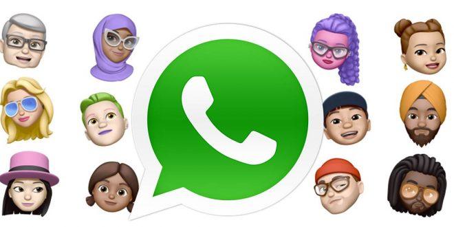 WhatsApp: Saiba como usar as figurinhas do Memoji no seu teclado
