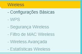 Como configurar uma rede Wi-Fi no roteador TP-LINK WR849N