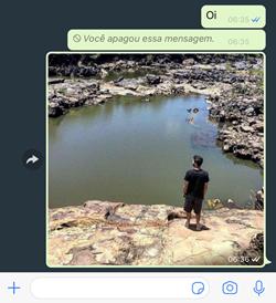 como recuperar conversas do Whatsapp