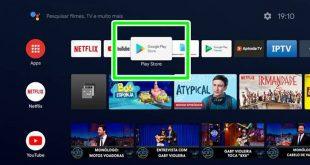 Problema com Xiaomi Mi Box S: Atualização pendente