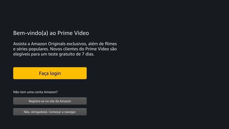 Como instalar o Prime Video no Mi Box S