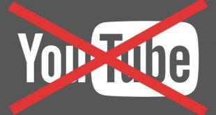 Youtube poderá excluir sua conta do Google por usar Adblock