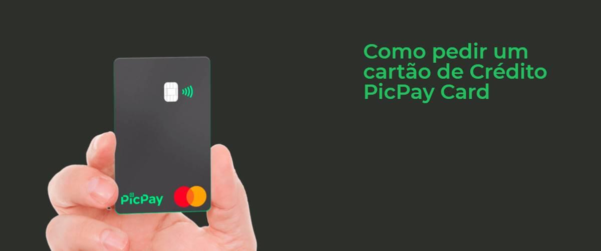 cartão de crédito picpay
