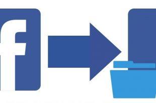 Solicitar e baixar dados de uma conta do Facebook desativada
