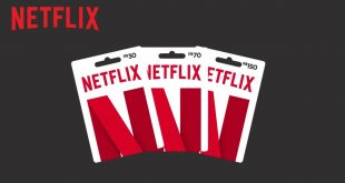 Como ter um cartão pré pago Netflix ?