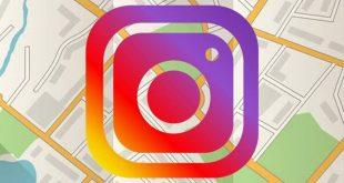 Como excluir um local que criei no Instagram