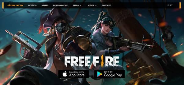 Site da Garena Free Fire: Qual a página oficial?