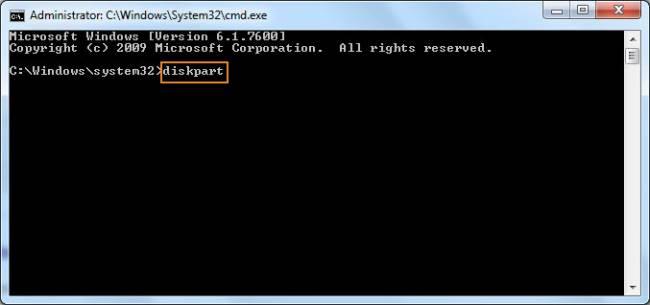 Formatar Pen drive pelo cmd ou HD externo [Em 1 minuto]