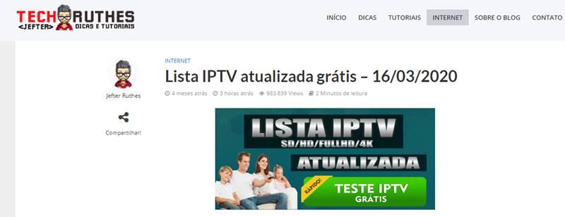 Lista IPTV para Xiaomi Mi Box [5 melhores sites]