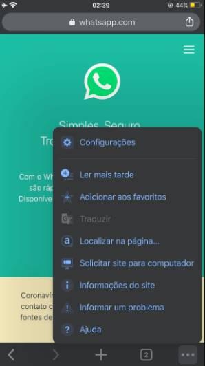 WhatsApp Web no Celular: saiba como usar até 2 números